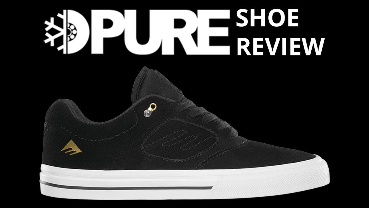 Emerica Reynolds 3 G6 Vulc Skate Shoe Review - PureBoardShop.com ... d7340f180