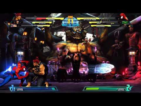 Marvel vs. Capcom 3: Akuma Spotlight