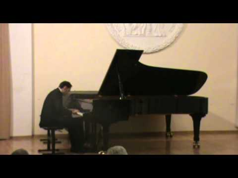 Nikolai Kapustin Suite in old style op.28 Alexey Komarov