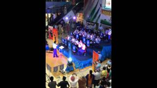 Saare Jahan Se acha - Indian Air Force Style at Empress Mall in Nagpur