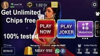 teen patti gold hack 100./. working with proof