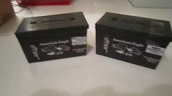 American Eagle 5.56x45 120 rnd ammo can