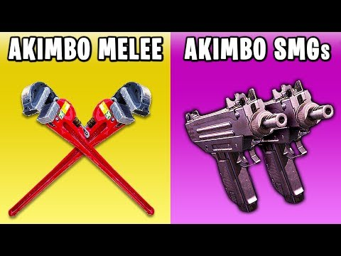 10 Weapons Coming to Fortnite Soon  Chaos