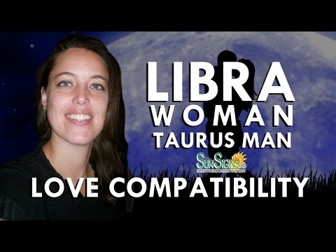 Libra Woman Taurus Man – A Peaceful & Balanced Match