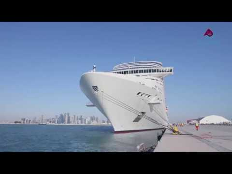 Doha Port 2017-'18 cruise season