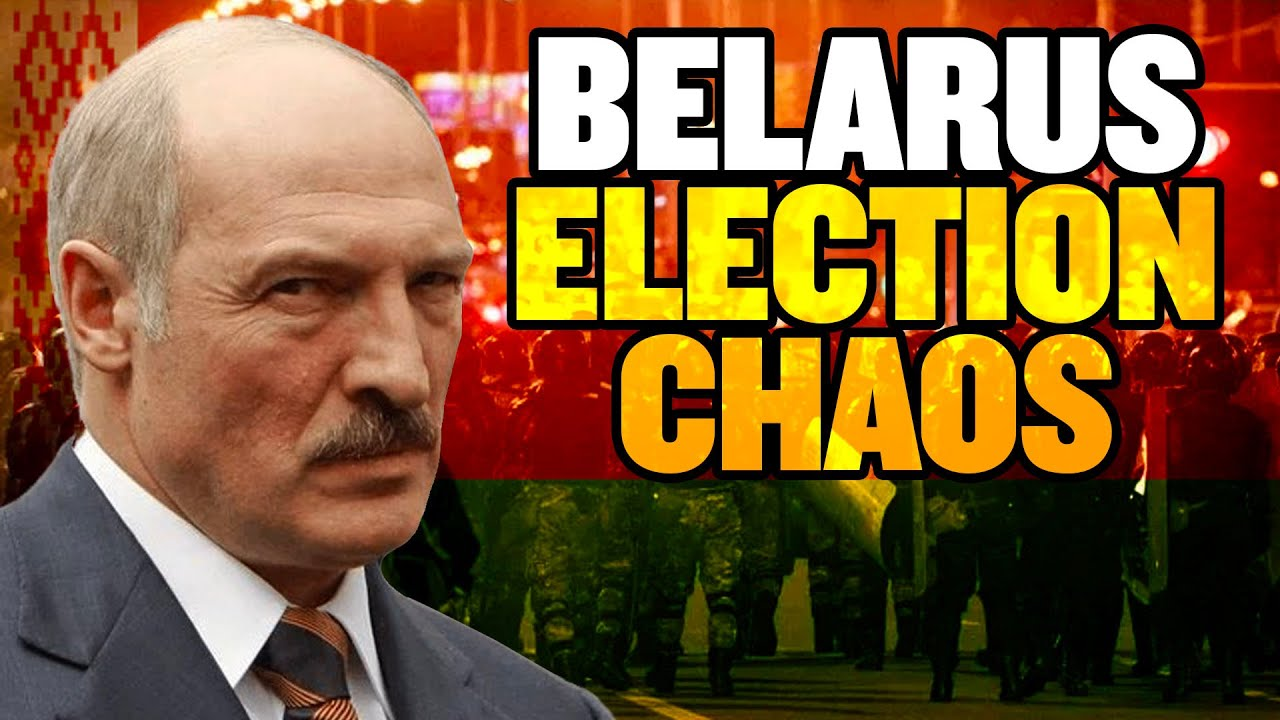 Chaos Follows Rigged Election in Belarus