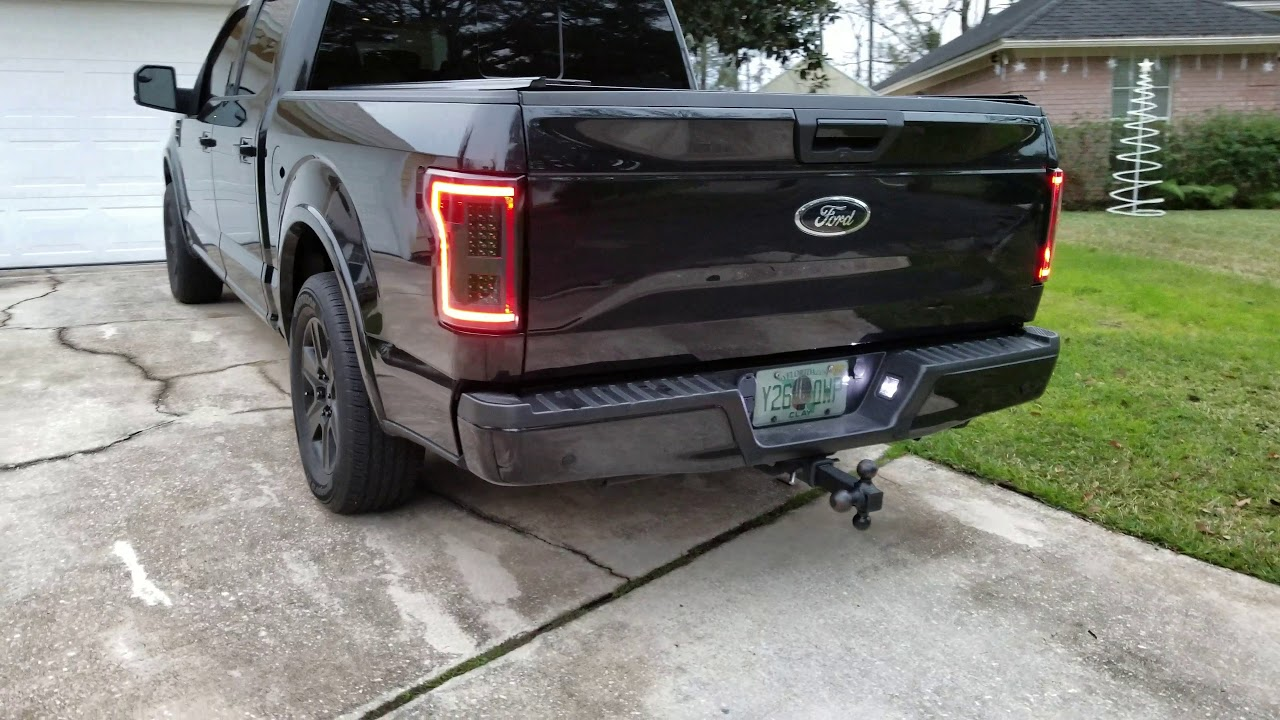 anzo taillights gen 2 page 2 ford f150 forum community of ford truck fans [ 1280 x 720 Pixel ]