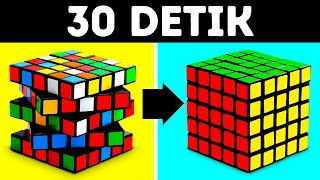 Beginilah Cara Memecahkan Kubus Rubik Mana Pun dalam Waktu Kurang dari Satu Menit