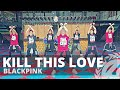 Kill This Love By Blackpink | Zumba | Kpop | Tml Crew Fritz Tibay