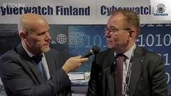 CyberwatchTV interview Antti Pelttari