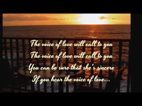 JOHNNY NASH - (THE) VOICE OF LOVE