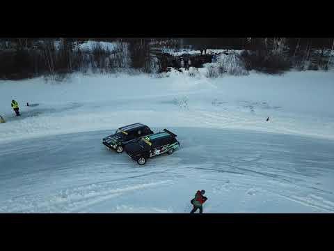 Гонки Ice Drift 2020 в Полевском   E1.RU