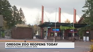 News Update: NW Natural continues to work on restoring natural gas in Hood River; Oregon Zoo reopens