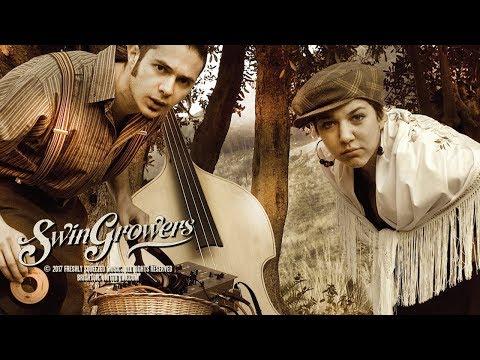 Swingrowers - Pronounced Swing Grow'ers (2012) Full Album stream - Electro Swing debut [AUDIO]
