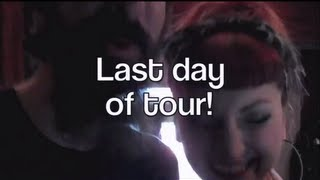 Warped Tour 2012 Behind the Scenes- The Last Video by CHERRY DOLLFACE