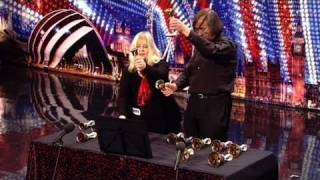 Gay and Alan - Britain's Got Talent 2011 Audition - itv.com/talent