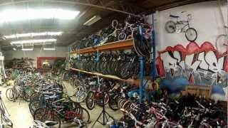 BIKES 4 LIFE - Melbourne Warehouse - 2013