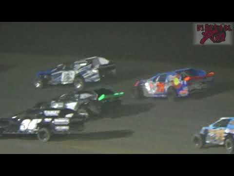 RPM Speedway 2017 Fall Nationals: 10-7-17 Sport Modified Last Chance Races 1 and 2
