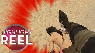 Highlight Reel #481 - VR Gun Fu Backfires
