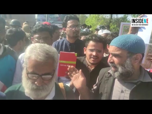 Delhi Activists, En Route to Detention Camp in Goalpara, Halted at Srirampur Gate by Police