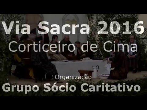Via Sacra 2016 Corticeiro de Cima