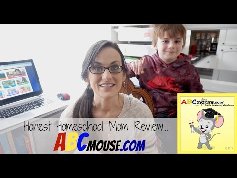 Honest Homeschool Mom Review...ABC MOUSE!