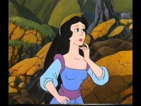 Snövit Äventyret Fortsätter - Snow White Happily Ever After (1993) Swedish
