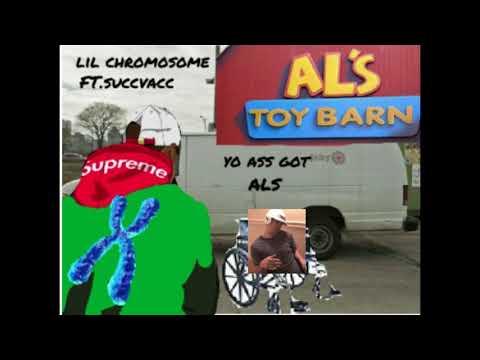 Lil Chromosome ft Lil SuccVacc - Yo Ass got ALS Prod Silver Krueger