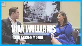 How to build a real estate team successfully with Vija Williams #realestatemoguls