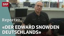Querulant Rainer Hoffmann – Kampf gegen die Solarindustrie & Klimaforscher | Reportage | SRF DOK
