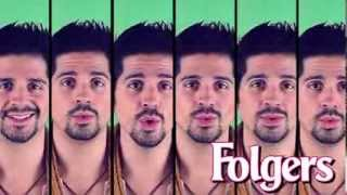 MeMe A CAPPELLA: Rockapella - Folgers Commercial [Cover sing by Riccardo Riande]