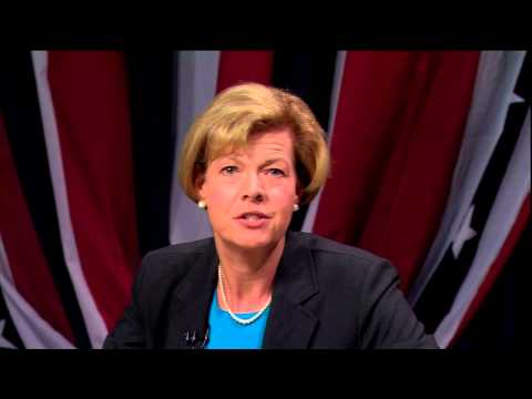 Tammy Baldwin And Tommy Thompson Debate Gay Marriage
