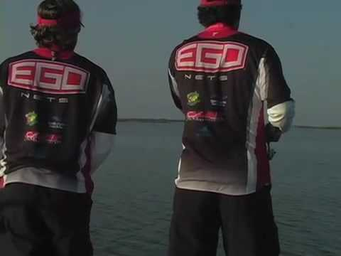 Day two of the Corpus Christi stop of the Texas Redfish Series