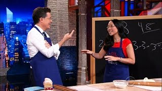 Dr. Eugenia Cheng Gives Paula Deen A Run For Her Butter