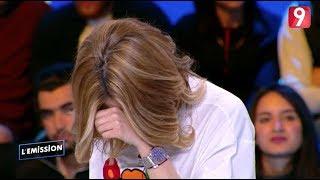 مريم الدباغ تتأثر حتى البكاء و تغادر استوديو التصوير لهذا السبب...