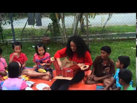 SHEYS360 CHARITY WORK AT CORNERSTONE ORPHANAGE HOME, MALAYSIA