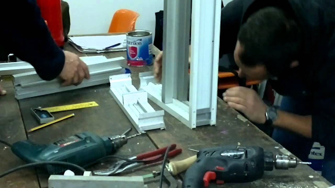 Carpinteria de aluminio mdq curso gratuito youtube for Carpinteria de aluminio