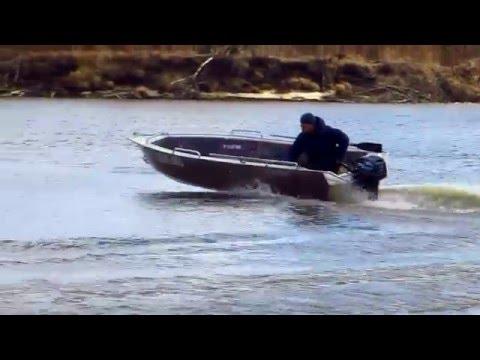 Fish Boat 42 мотор Sailor GM-T15