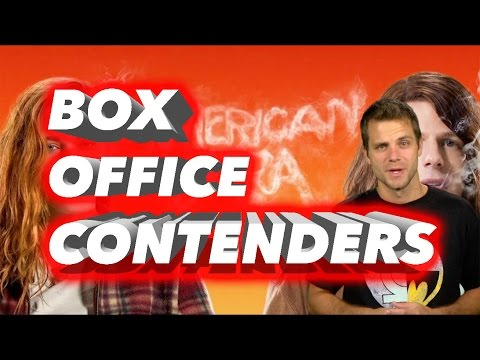 Box Office Contenders:  American Ultra, Sinister, Agent 47, She's Funny That Way