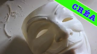 Anonymous Mask - Impression 3d