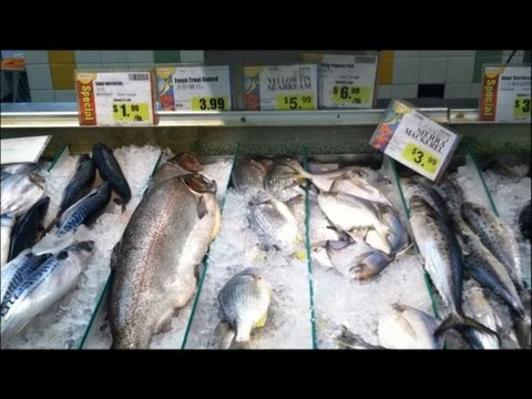 99 ranch market seafood section review youtube