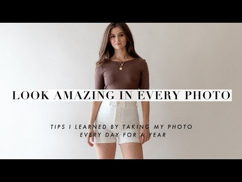 How to Pose in Pictures | Easy Instagram Posing Tricks to Always Look Amazing in Photos