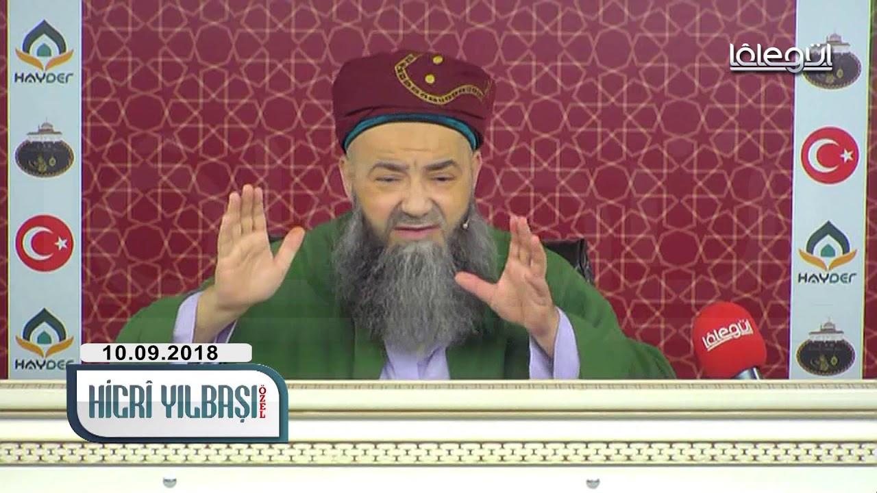 10 Eylül 2018 Tarihli Hicri Yılbaşı Sohbet Özel - Cübbeli Ahmet Hocaefendi - Lâlegül TV