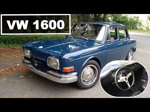 VW 1600 há 48 anos com o mesmo dono | Garagem do Bellote TV