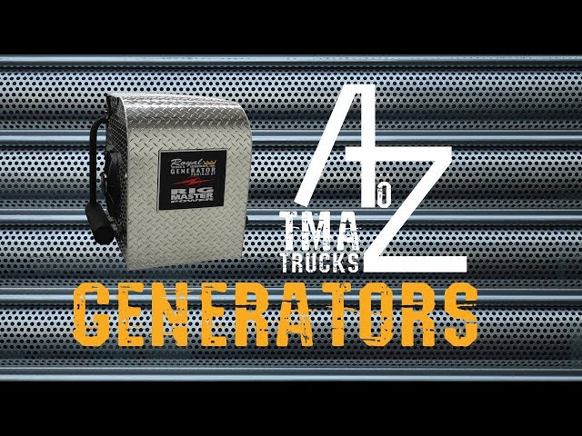 Episode 5 - TMA Truck-Mounted Generator