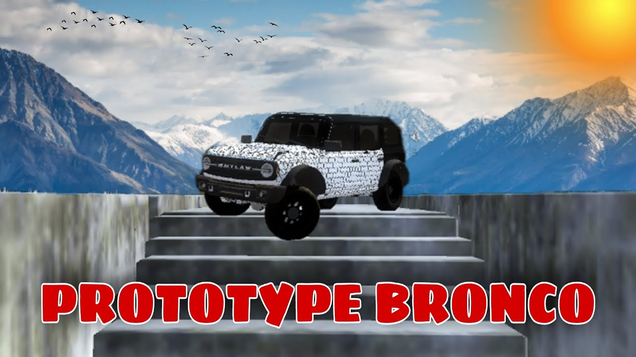Offroad Outlaws - HOW I GOT THE PROTOYPE BRONCO