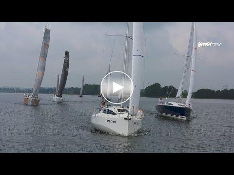 Spaßkisten unter Segeln - Teil 1 - YACHT-Test von sieben Sportbooten zwischen 6 und 8,5 Metern