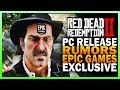 Red Dead Redemption 2 PC Release Date Rumors & Epic Game Store Exclusive