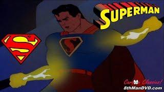 SUPERMAN CARTOON: The Magnetic Telescope (1942) (Remastered) (HD 1080p)