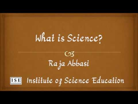 What is Science (English)